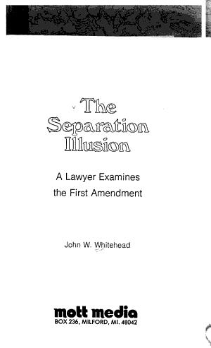 The Separation Illusion