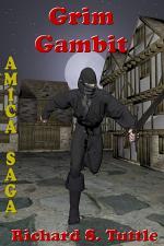 Grim Gambit (Amica Saga #2)
