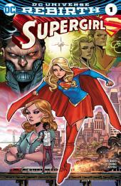 Supergirl (2016-) #1