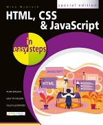 HTML, CSS & JavaScript in easy steps