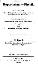 Repertorium der Physik PDF