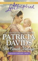 The Amish Midwife (Mills & Boon Love Inspired) (Lancaster Courtships, Book 3)