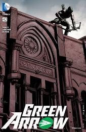 Green Arrow (2011-) #42