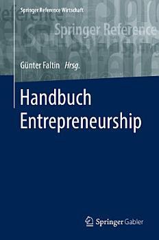 Handbuch Entrepreneurship PDF