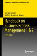 Handbook on Business Process Management 1   2