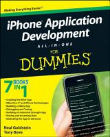 iPhone Application Development All In One For Dummies PDF