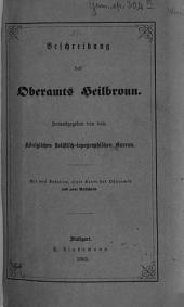 Beschreibung des Oberamts Heilbronn