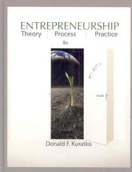 Entrepreneurship Theory Process And Practice Book PDF