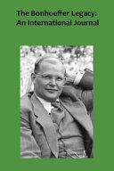 The Bonhoeffer Legacy 5 2 PDF