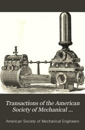 Transactions of the American Society of Mechanical Engineers: Volume 2