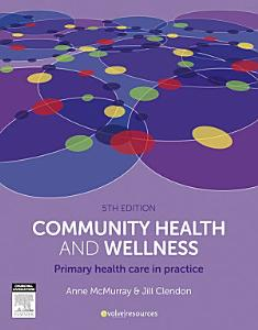 Community Health and Wellness Book