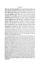 Mémoire sur quelques inscriptions puniques