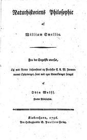 Naturhistoriens Philosophie ... Fra det Engelske oversat ... samt med egne Anmerkninger forøget af Odin Wolff, etc