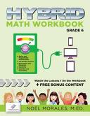 Hybrid Math Workbook Grade 6