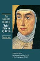 The Collected Works of St  Teresa of Avila Vol 2 PDF