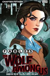 Fables: The Wolf Among Us (2014-) #15