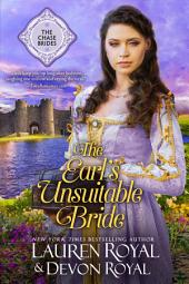 The Earl's Unsuitable Bride: A Sweet & Clean Historical Romance (The Chase Brides, Book 1)