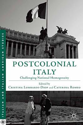Postcolonial Italy PDF