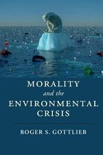 Morality and the Environmental Crisis
