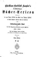 Vollst  ndiges B  cher Lexicon PDF