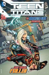 Teen Titans (2014-) #4