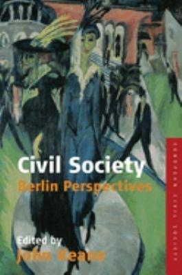 Civil Society PDF