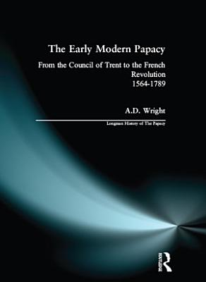 The Early Modern Papacy