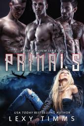 Primals: Paranormal UF Reverse Harem Romance