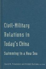 Civil-military Relations in Today's China