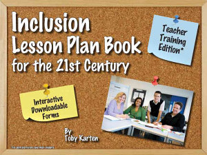 Inclusion Lesson Plan Book For The 21st Century Book PDF