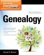 How to Do Everything Genealogy 3/E
