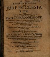 De iure ecclesiarum