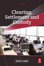 Clearing  Settlement and Custody PDF