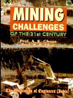 Mining  Challenges of the 21st Century PDF