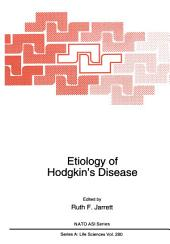 Etiology of Hodgkin's Disease