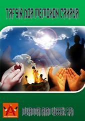Tafsir Doa Memohon Cahaya