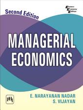 MANAGERIAL ECONOMICS: Edition 2