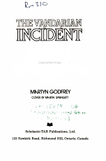 The Vandarian Incident PDF