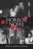 Horror Noire PDF