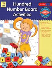 Hundred Number Board Activities, Grades 2 - 3