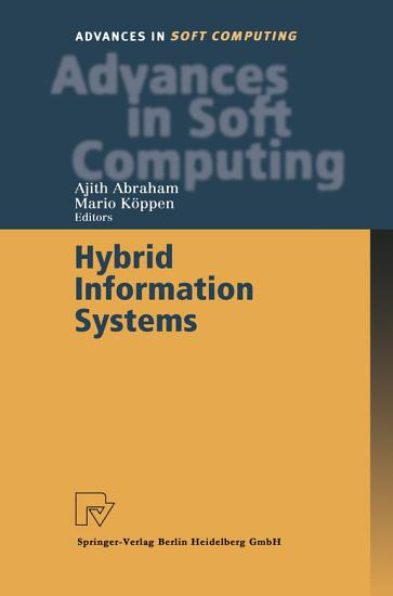 Hybrid Information Systems PDF
