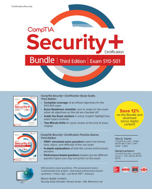 CompTIA Security  Certification Bundle  Third Edition  Exam SY0 501  PDF