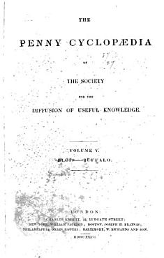 The Penny Cyclop  dia of the Society for the Diffusion of Useful Knowledge PDF