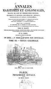 Annales maritimes et coloniales: Volume23;Volume29