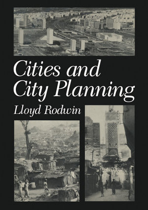Cities and City Planning PDF