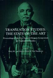 Translation Studies   the State of the Art PDF