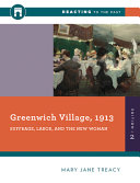 Greenwich Village 1913 Book