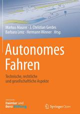 Autonomes Fahren PDF