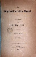 Das Geheimnis der alten Mamsell PDF