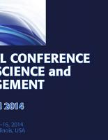 International Conference on Social Science and Management   ICSSM 2014    PDF